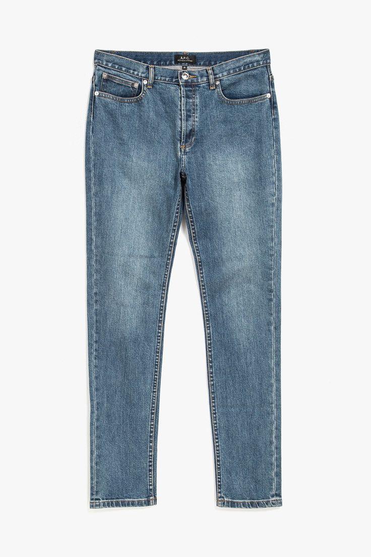 APC: Petit New Standard Jean | azaleasf.com