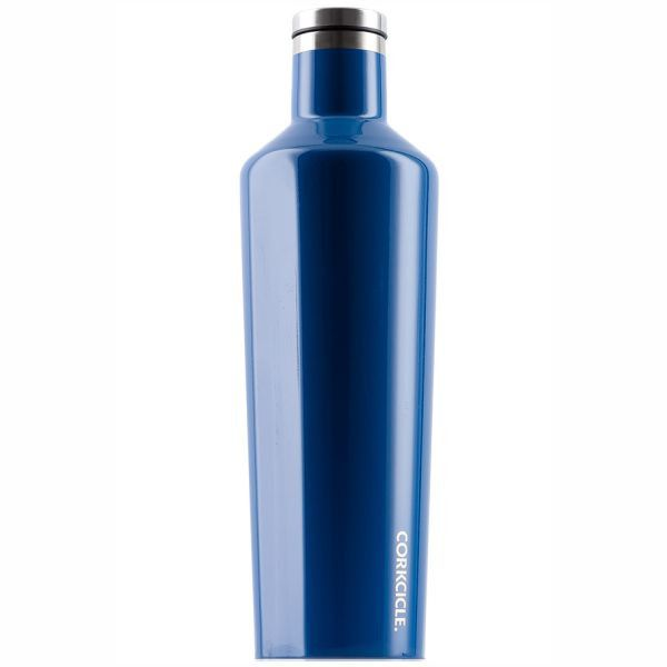 CORKCICLE | Canteen 25oz (740ml) - Riviera Blue #botanex #botanexstore #qualityproducts #outdoors #camping #glamping #zerowaste #sustainableliving #protectourplanet