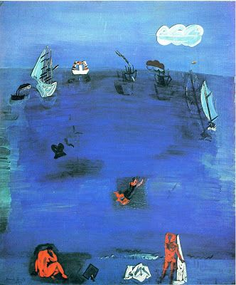 Raoul Dufy (French, 1877-1953).