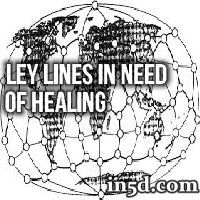 This article is reflective of the ley lines that are in need of healing. By healing one areas ley lines, you create a positive affect on all ley lines.