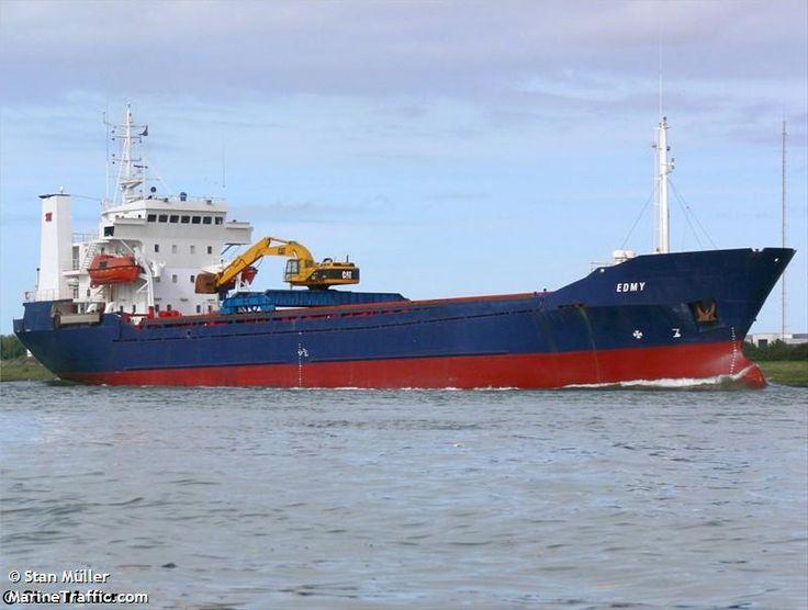 EDMY (MMSI: 518515000) Ship Photos | AIS Marine Traffic