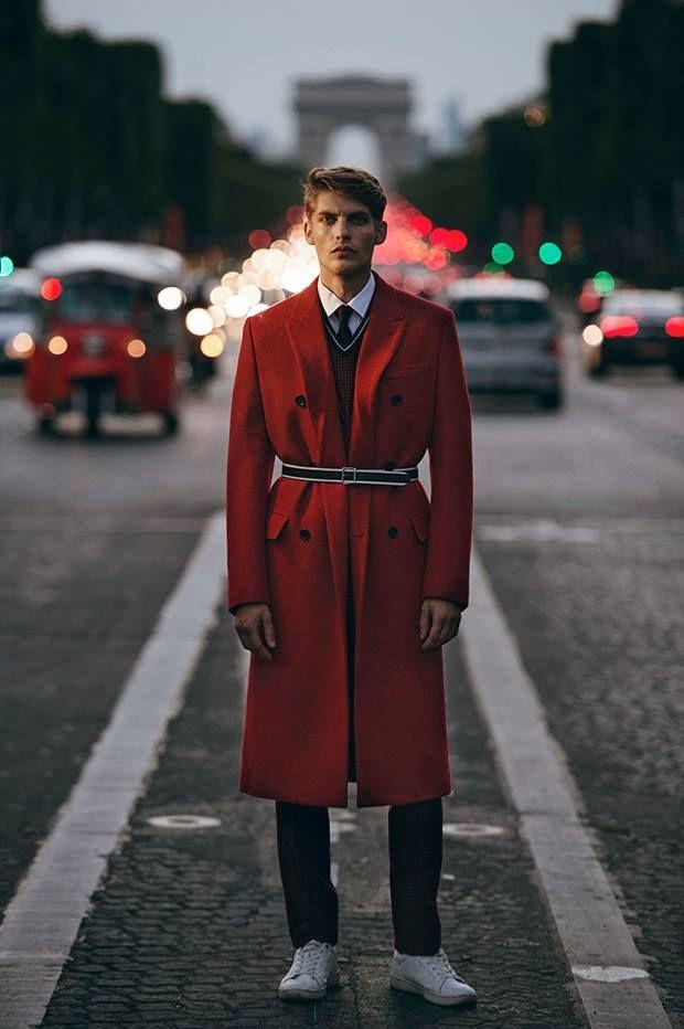 Baptiste Radufe by Olivier Yoan for THE PEAK Hong Kong Magazine