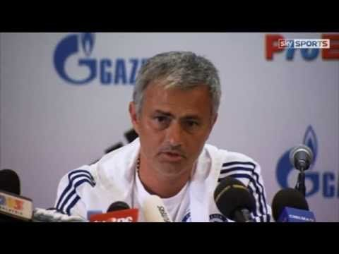 Mourinho's World Cup warning