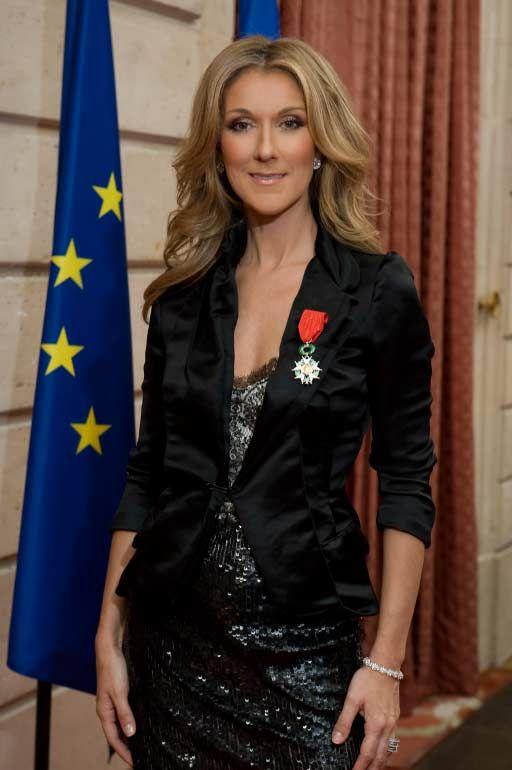 Celine Dion Awards