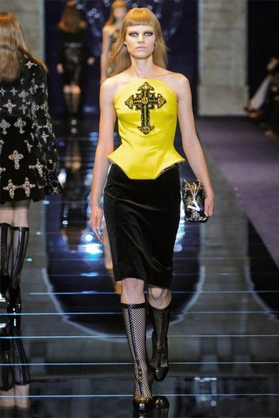 Versace: Versace Collection, 201213 Readytowear, Uk 201213, Fw 201213, Fashion Show, 2012 Ready To Wear, Fall 2012, Fall Winter, Versace Fall