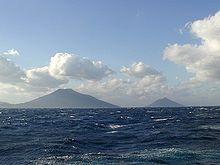 The Izu Islands are a group of volcanic islands and form part of the Fuji-Hakone-Izu National Park. The islands in order from closest to Tokyo are Izu Ōshima, Toshima, Niijima, Shikinejima, Kozushima, Miyakejima, Mikurajima, Hachijojima, and Aogashima. The Izu Islands are grouped into three subprefectures. Izu Ōshima and Hachijojima are towns. The remaining islands are six villages, with Niijima and Shikinejima forming one village.