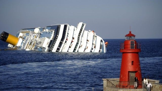 Costa Concordia captain Francesco Schettino guilty of manslaughter | World news | The Guardian