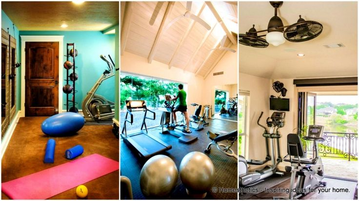 best home gym for small space pertaining to Warm