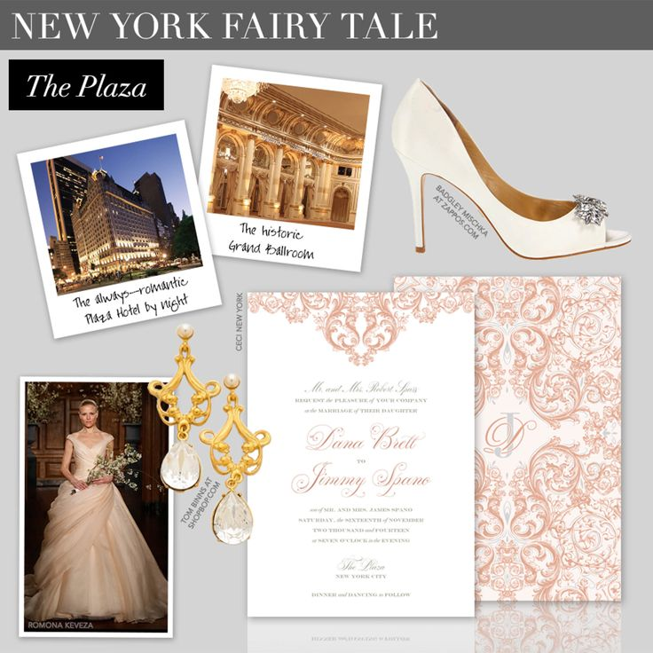 24 Best Images About New York Invitations On Pinterest