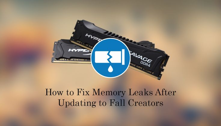 If you have recently updated to the Fall Creators version of Windows 10, you may have noticed quite a spike in your overall system memory usage. If this has happened on your system or you suspect it may have, this guide has the answers you seek.  ✅ #windows #fallcreatorsupdate #Memory +Downloadsource.net