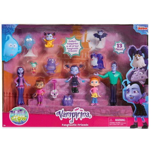 Superb Disney Vampirina Fangtastic Friends Set Now At Smyths Toys UK! Buy Online Or Collect At Your Local Smyths Store! We Stock A Great Range Of Other Fashion & Dolls At Great Prices.