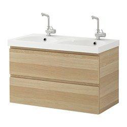 IKEA bad - Smarte baderomsinnredninger og baderomsmøbler