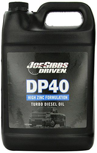 Joe Gibbs Driven Racing Oil 02535 DP40 5W40 Synthetic Diesel Oil  1 Gallon Jug Case of 4 >>> See this great product.