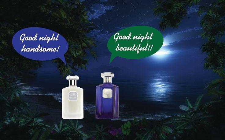 Good night perfume lovers! — at Rosina Perfumery