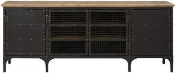 "Ambrose 72""W TV Stand - Tv Stand - Media Cabinet - Tv Cabinet - Media Storage   HomeDecorators.com"