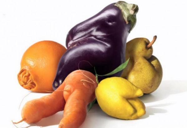 Fruta fea para gente lista  http://buff.ly/1Vz2Xa2