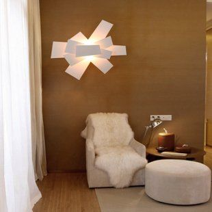 Popular cm White Red Foscarini Big Bang Wall Lamp Wall Lamp Sconces Ceiling Lamp Light