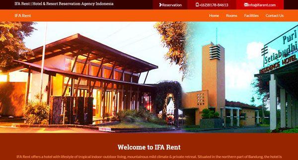 Hotel Reservation Bandung - ifarent.com