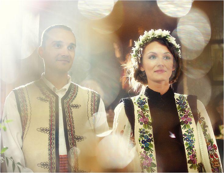 Nunta in stil traditional...