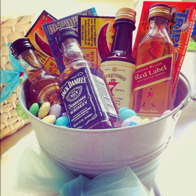 Easter Basket For Man 40