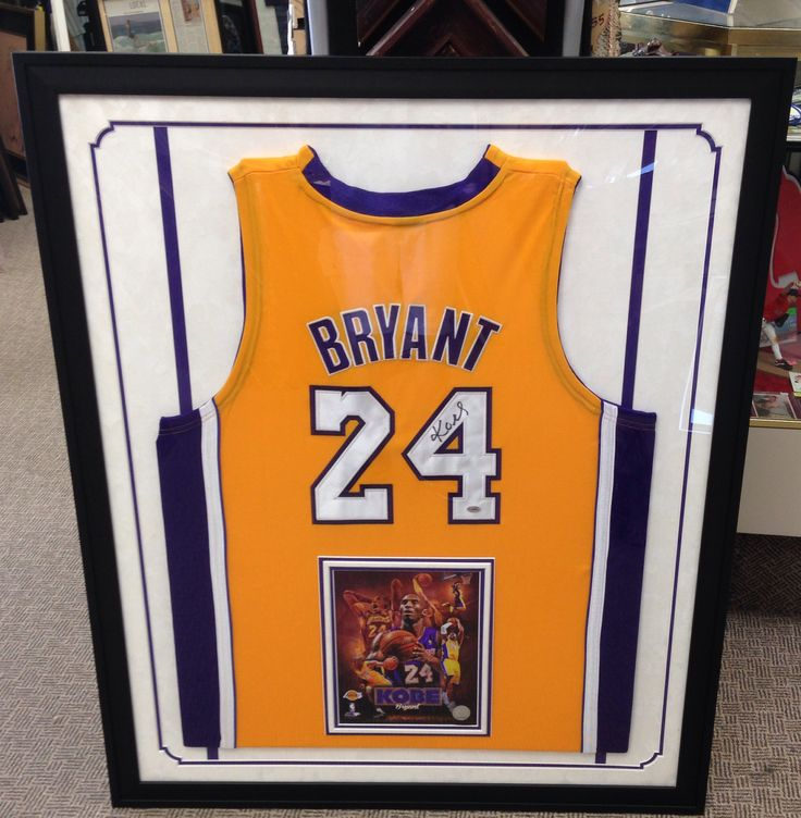 138 Best Creative Jersey Framing Images On Pinterest