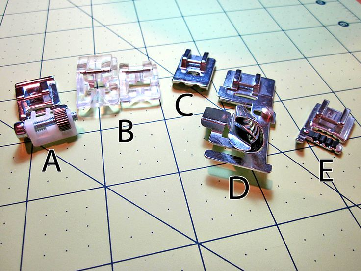 Learn about 19 sewing machine Specialty Feet And Tools For Working With Trims  - from | Sew4Home