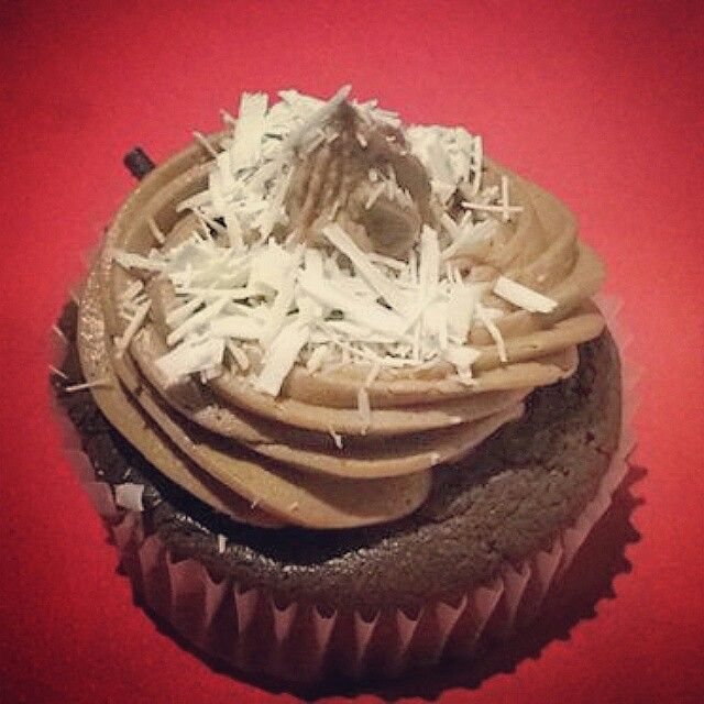 Completely Chocolate Cupcake (can't beat it)