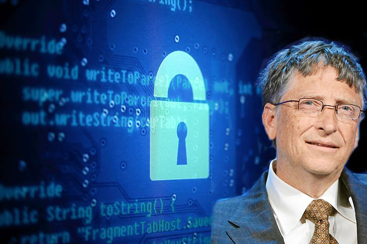Bill Gates calls for public debate on encryption - Ploughshare