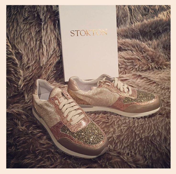 La nuova sneakers sporty-chic di #Stokton Shop online: www.loggicalzature.com Details on: http://calzatureon-line.it/
