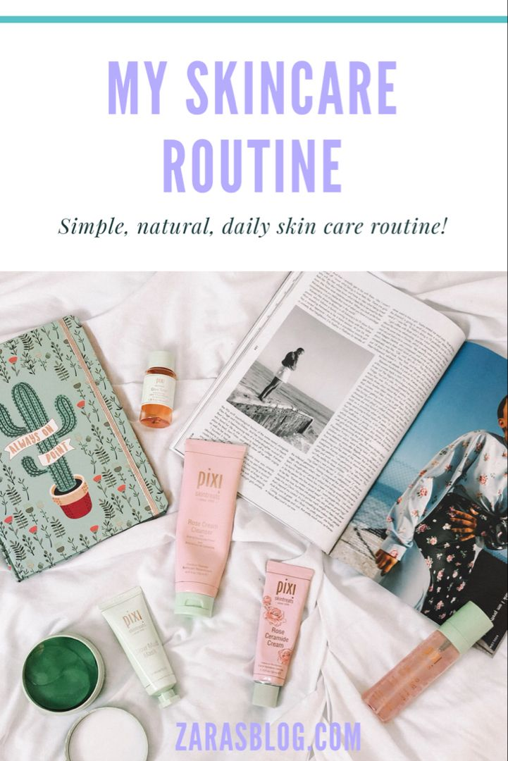 How To Get Rid Of Acne Everyday Skin Care Routine Daily Skin Care Routine Natural Skin Care Routine
