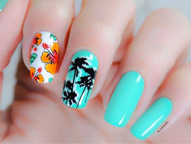 Bonjour les nailistas ! Je suis de nouveau là pour vous parler nail art avec les produits Topatopa. Je vous emmène faire une escale à Hawaï grâce à un joli dessin de fleur d'hibiscus. Pendant ce petit voyage ensemble, je vais vous livrer quelques astuces pour dompter le tampon transparent mais aussi comment ajouter de …