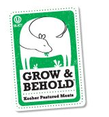 Grow and Behold kosher meat delivery - https://www.growandbehold.com/index.php?page=Contact_Us