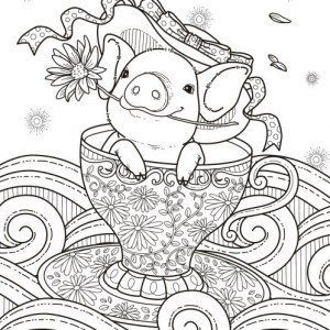 Best Adult Coloring Books  Pages Images On Pinterest  Coloring
