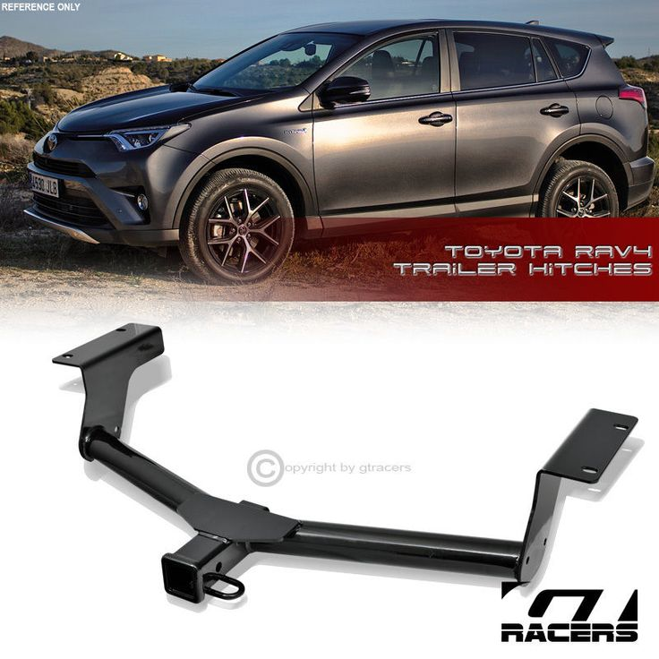 Class 3 trailer hitch receiver rear bumper towing 2 for