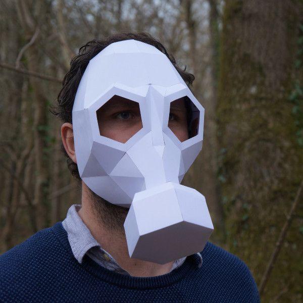 Gas Mask - Wintercroft  - 1