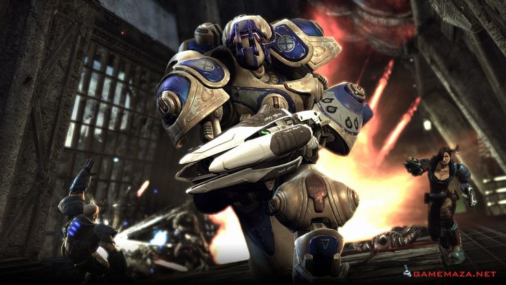 Unreal Tournament 3 Gameplay Screenshot 8
