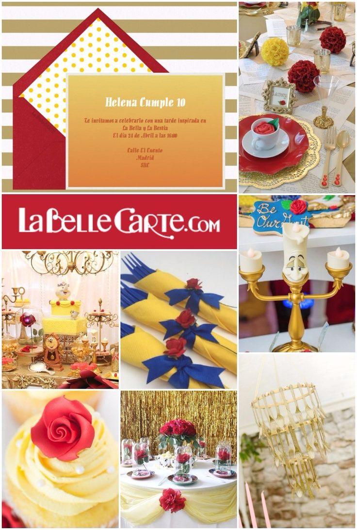 676 best la belle children 39 s parties images on pinterest - Ideas fiesta cumpleanos infantil ...