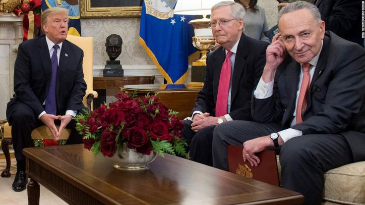 Senate Majority Leader Mitch McConnell has scheduled a key procedural vote Friday night on a plan to avert a government shutdown, but it's still unclear if...