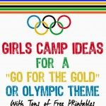 Girls Camp Certification Activity Ideas: Certification Olympics - Play.Party.Pin