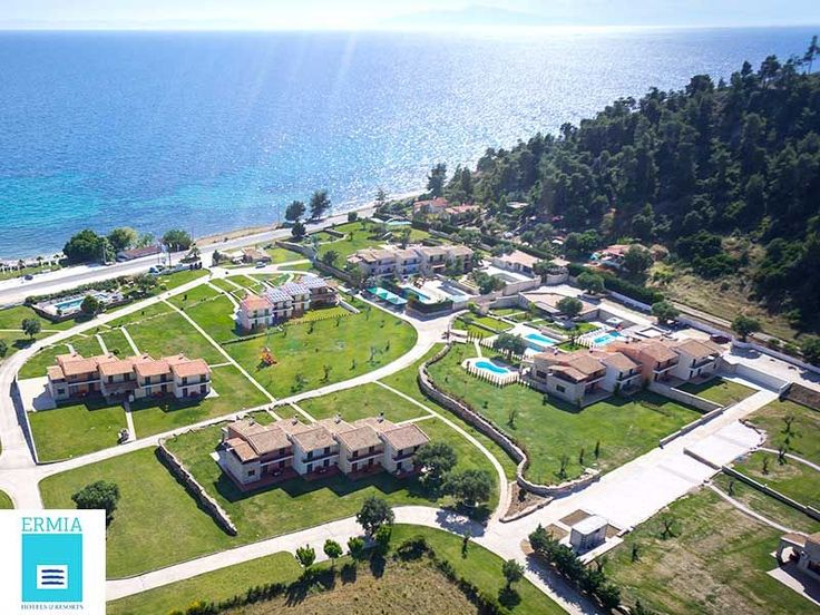 Ermia Hotels & Resorts Adds Three Halkidiki-based Properties to Growing Roster.