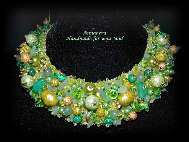 """""""ANNAHERA"""" - handmade for your soul: Secret garden"""