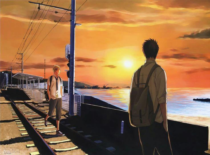 Чтение манги Минувшие дождливые дни 1 - 4 - самые свежие переводы. Read manga online! - MintManga.com