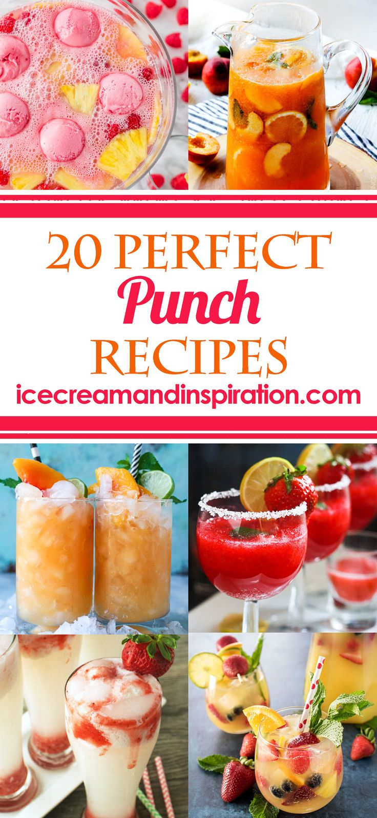 20 Perfect Punch Recipes