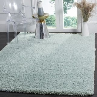 Shop for Safavieh Laguna Light Blue Shag Rug (8' 6 x 12'). Get free shipping at Overstock.com - Your Online Home Decor Outlet Store! Get 5% in rewards with Club O!