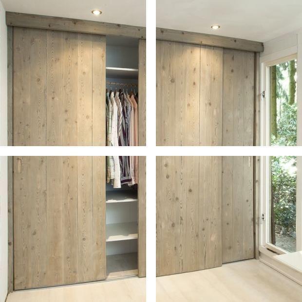 Exterior Sliding Doors Entrance Doors Rustic Sliding Doors Interior In 2020 Sliding Closet Doors Home Closet Doors