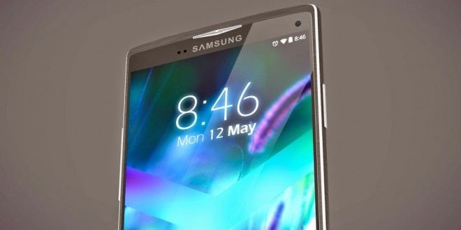 New images of the Samsung Galaxy Alpha leak online as launch date approaches   Load the Game