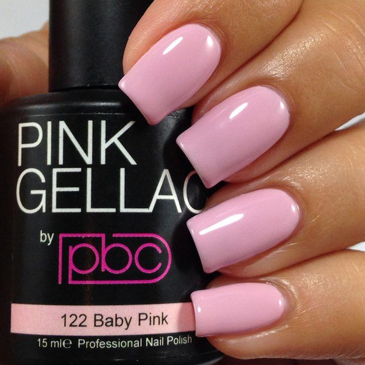 Pink Gellac kleur 122