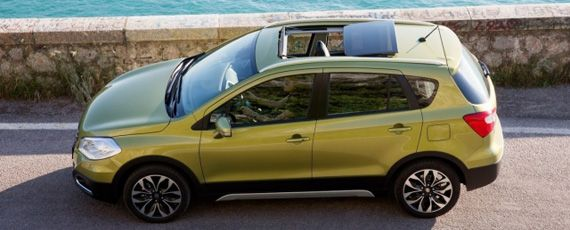 Suzuki sx4 2013 (new): цена, отзывы, характеристики
