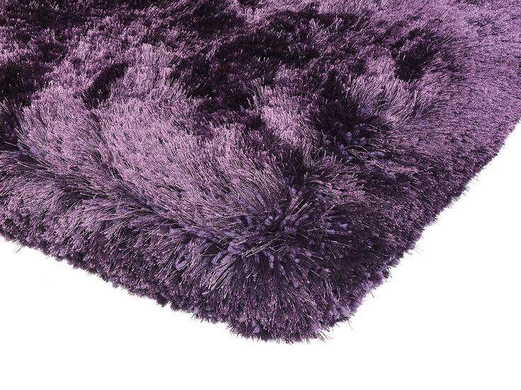 Plush Shaggy Purple Rug 120x170 €299 http://www.michaelmurphy.ie/product/plush-purple-120x170/