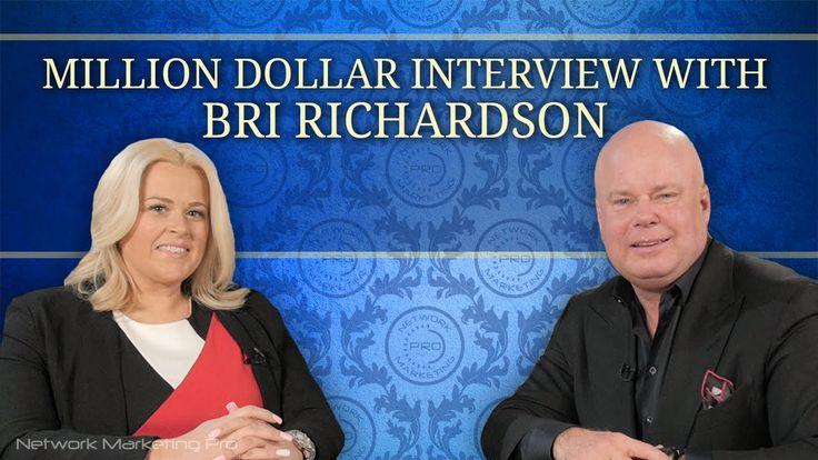 Million Dollar Interview with Bri Richardson